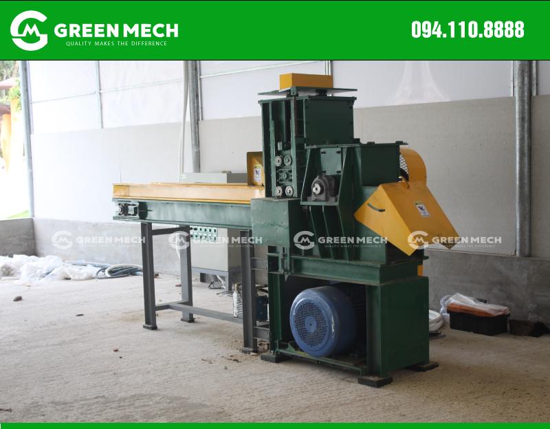 Lắp đặt máy nghiền GM-150SM tại Phú Quốc