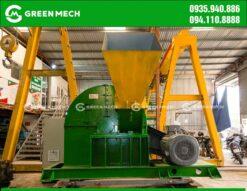 Máy băm gỗ 20 Tấn nhà máy băm dăm xuất khẩu